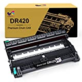 ONLYU Compatible Drum Unit Replacement for Brother DR420 DR 420 for Brother HL-2270DW HL-2280DW HL-2230 HL-2240 MFC-7360N MFC-7860DW DCP-7065DN Intellifax 2840 2940 Printer (1 Pack)
