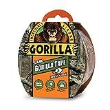 Gorilla Camo Duct Tape, 1.88' x 9 yd, Mossy Oak, (Pack of 1) - 6010902