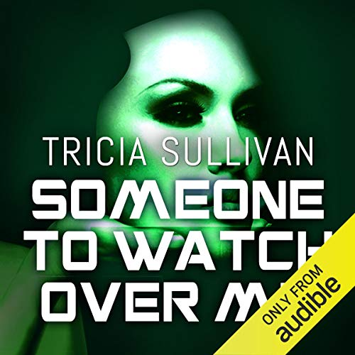 Someone to Watch Over Me cover art