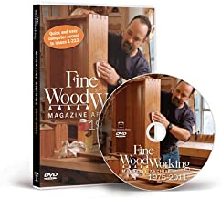 Fine Woodworking 1975 to 2011 Archive DVD-ROM