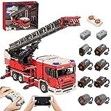 Likecom MOuld King 17022 - Coche de bomberos (2,4 GHz/APP RC con...