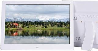 إطار صور رقمي، ألبوم كهربائي 12 بوصة مع جهاز تحكم عن بعد - دقة عالية 1280x80 16:9 FHD IPS شاشة عرض فيديو معاينة الصورة - ي...