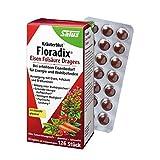 Salus Floradix - Peladillas de hierro fólico (126 unidades, 70 g)
