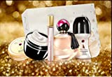 AVON Far Away - Agua de perfume 50 ml + Crema soplada corporal 150 ml + Deo Bola 50 ml + Mini Perfume Bola 10 ml + Caja de regalo decorativa
