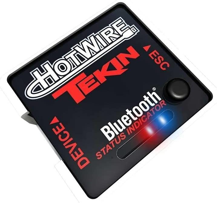 Tekin Inc 2021 spring and summer new HotWire 3.0 ESC Programmer National products Bluetooth