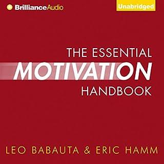 The Essential Motivation Handbook cover art