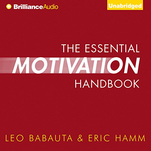 The Essential Motivation Handbook cover art