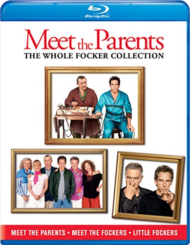 Top New Meet the Parents: The Whole Focker Collection [Blu-ray]