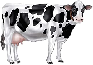 Jointed Cow Party Accessory (1 count) (1/Pkg)