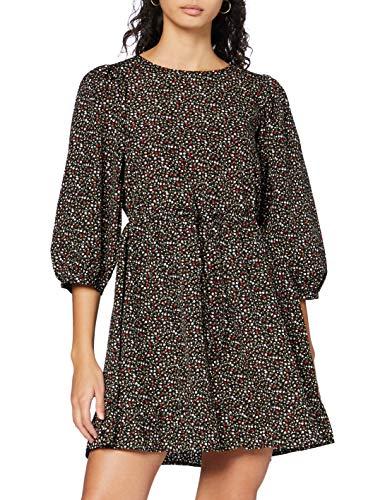 Levi's Damen Primrose Casual Dress, Garden Ditsy Caviar, L
