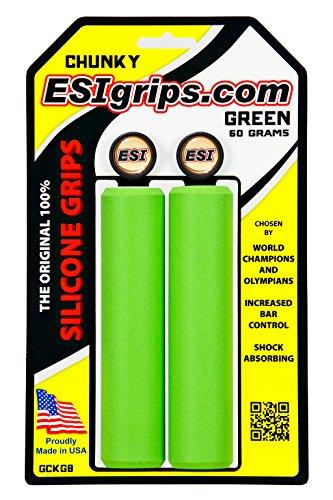 ESI Chunky MTB Griff, grün