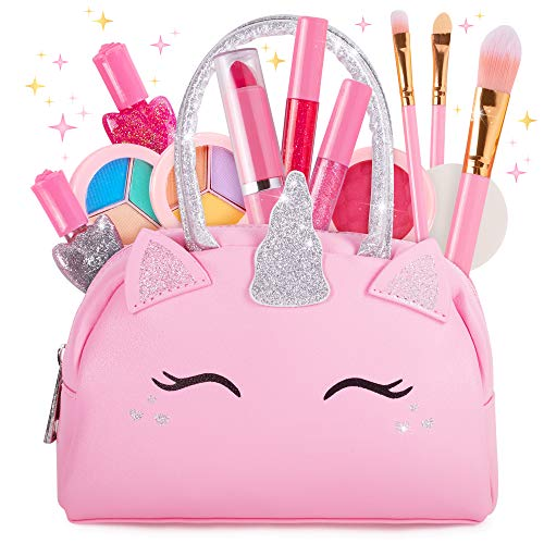 Sprinkles Toyz Kids Real Makeup Kit for Little Girls: with