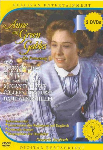 Anne auf Green Gables - die Fortsetzung (2 DVDs)