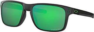 Oakley Men's OO9385 Holbrook Mix Asian Fit Rectangular Sunglasses