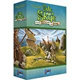 Isle of Skye From Chieftain to King Board Game | Strategy Game | Fun Fast-Paced Tile Placement Game for Adults and Kids | Ages 8+ | 2-5 Players | Average Playtime 30-50 Minutes | Made by Lookout Games