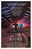 WOLFA Dune Movie Poster (1984) Sci-FiGifts for Fan Lovers Posters No Framed