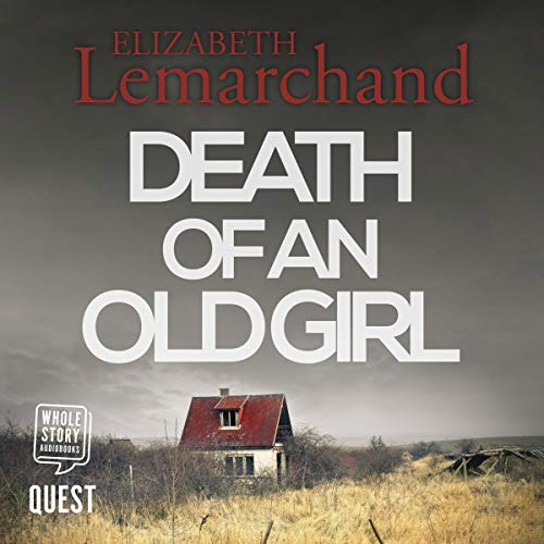 Death of an Old Girl audiobook cover art