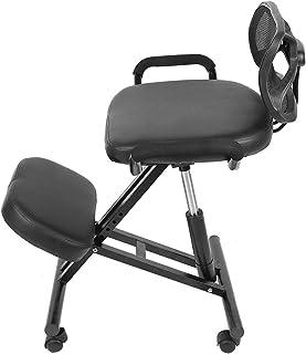 Ergonomiczne krzes?o kolanowe, sto?ek kolanowy, krzes?o kolanowe do korekcji postawy, sto?ek regulowany, krzes?o komputero...