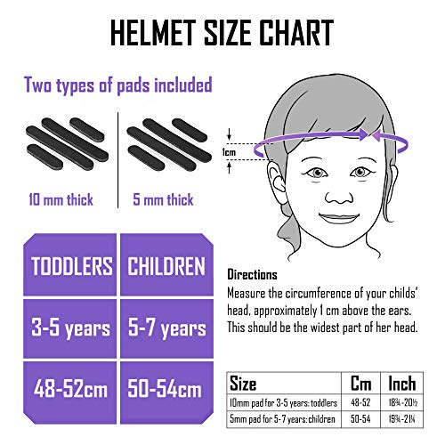 Kids Bike Helmet Adjustable From Toddler To Youth Size Ages 3 7 Durable Kid Bicycle Helmets With Fun Designs Boys Buy Online In Pakistan At Desertcart