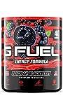 G Fuel Black on Blackberry Tub (40 Servings) Elite Energy and...