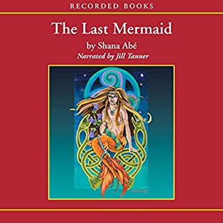 The Last Mermaid audiobook cover art