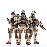 JoyToy 1/18 Action Figures 4-Inch U.S, Army Soldier Figure PVC Military Model Collection Toys