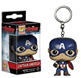Capitán América Avengers - Age of Ultron Llavero Standard, Vinilo,