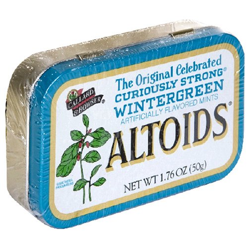 Altoids TIN WINTERGREEN