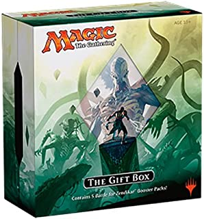 Magic: The Gathering MTG 2015 BFZ Battle for Zendikar Box - 5 Booster Packs + Extras