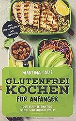 Kochbuch mit leckeren Rezepten ohne Weizen