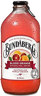 Bundaberg Blood Orange Sparkling Drink, 12 x 375 Milliliters