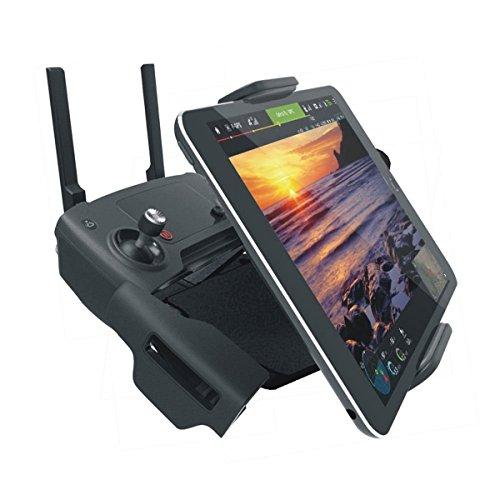 RCmall DJI Mavic PRO / Mavic Air PGYTECH Supporto per Tablet 4-10 Pollici Supporto per Telecomando Accessori per Telecomando Parti di Alluminio Stander
