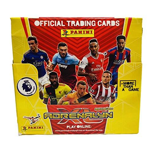 Panini Premier League 2019/20 Adrenalyn XL Juego de Cartas Oficiales(36Sobres)
