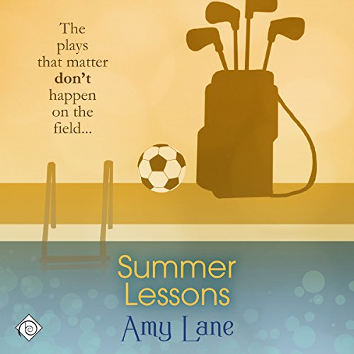 Summer Lessons audiobook cover art
