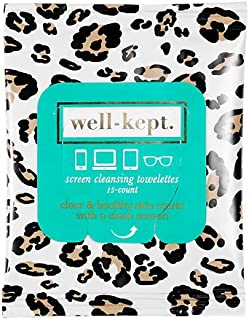 Well-Kept Screen Cleansing Towelettes - Spirit Animal