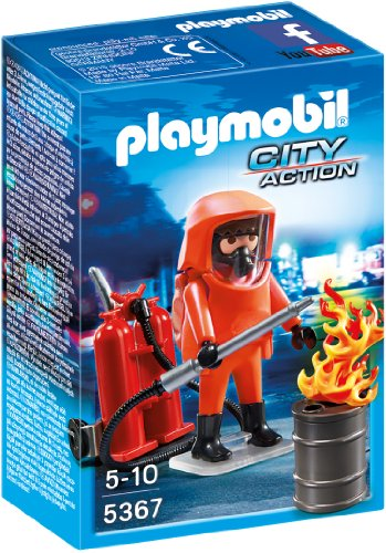 PLAYMOBIL 5367 - Feuerwehr Spezialeinsatz
