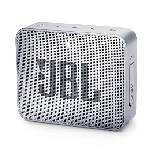 Portable Speaker|Jbl|Go 2|Portable/Waterproof/Wireless|1Xmicro-USB|1Xstereo Jack 3.5Mm|Bluetooth|Grey|Jblgo2Gry