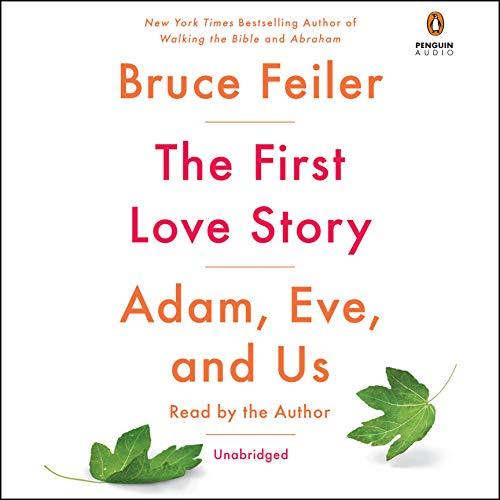 The First Love Story audiobook cover art