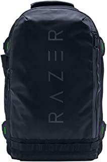 """Razer RC81-03130101-0500 Razer Rogue v2 17.3"""" Gaming Laptop Backpack: Tear & Water Resistant Exterior - Made to Fit 17 inc..."""