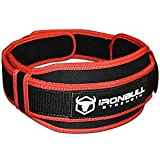 Iron Bull Strength Weight Lifting Belt - High Performance Back Support for Lifting - Light...
