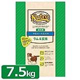 ニュートロジャパン ナチュラルチョイス [中型犬-大型犬用] 成犬用 ラム&玄米 7.5kg