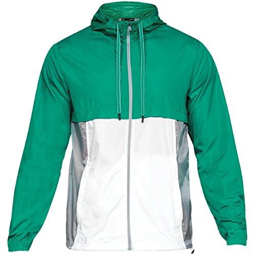 Under Armour Camiseta cortavientos estilo deportivo para hombre,...