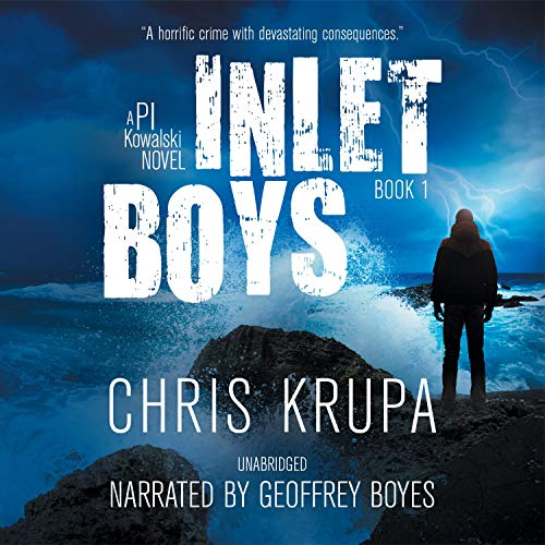 Inlet Boys Audiobook By Chris Krupa cover art