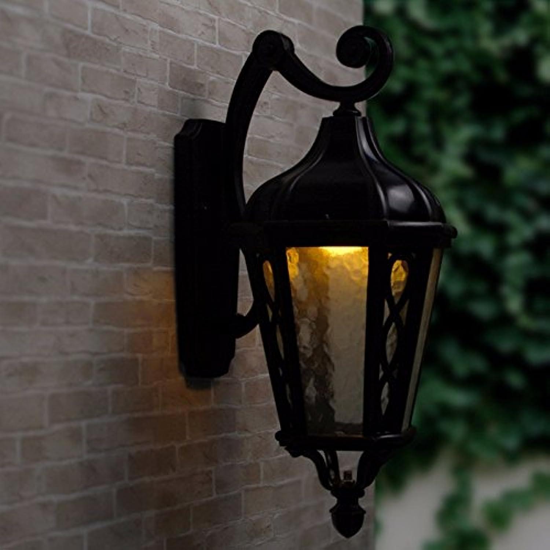 StiefelU LED Wandleuchte nach oben und unten Wandleuchten Wandleuchte regen Innenhof Balkon aus Fahrscheinwerfer