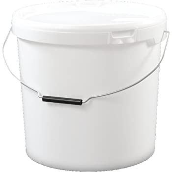 40 Stück 5 Liter Eimer mit Deckel