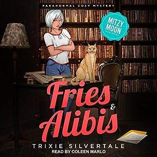 Fries & Alibis: Paranormal Cozy Mystery Titelbild