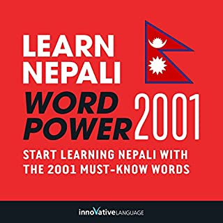Couverture de Learn Nepali - Word Power 2001