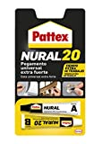 Pattex Nural 20, pegamento universal extre fuerte y...