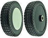 Greenstar 9640 Roue plastique sur roulement plastique adaptable pour Honda ø 180 mm RTH1808