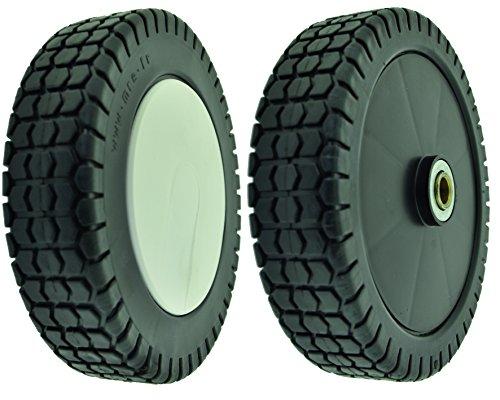 Greenstar Kunststoffrad auf Kunststoffkugellager, für Honda, schwarz, 27259